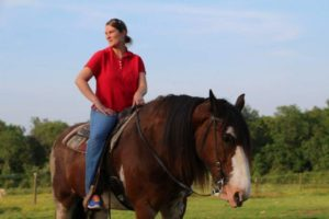 Alisha Dawn Adams Picture horse