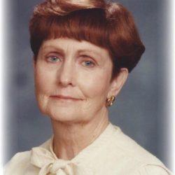 Virginia Ruth (McCann) Adams, 83
