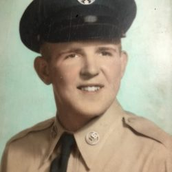 "Thomas ""Tommy"" King, age 81"