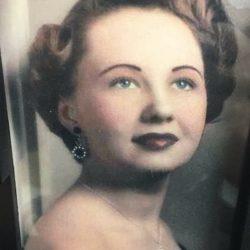 Margaret Ann Rosamond, age 86