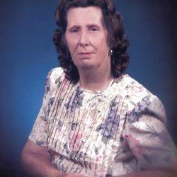 Ruby Lee Bridges, age 81
