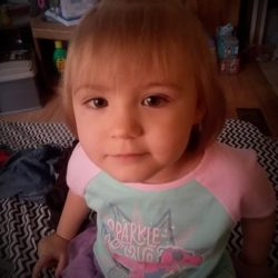 Makayla Nichole Foster, age 3