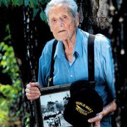 James Harold West, age 99