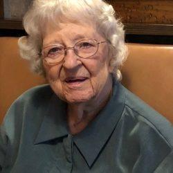 Princess Bernice Shoptaw, age 95