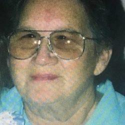 Alsie D. Glover (Boobie), age 86
