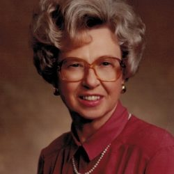 Nanabelle Whaley Runion, age 96