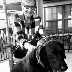 "Nora Lee ""Mutt"" Bradsher, age 86"