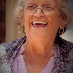 Edith Geraldine (Sissy) Rouse Reed, age 89