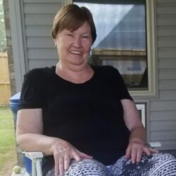 Barbara Dix, age 74