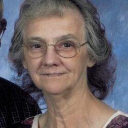 Bonnie Rosa Lee (Hollingsworth) Kline, 79