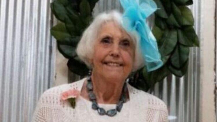 Catherine (Cathy) Elvina Ellen Howard Love, 81