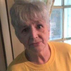 Rachel Jean Furby Gallagher, age 72