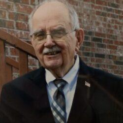 Bruce Carter, aged 82