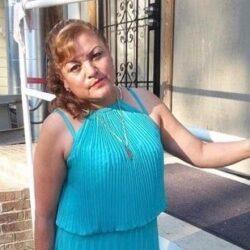 Delia Mora Domínguez, de 60 años