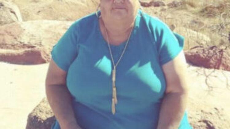 Bertha Padron-Anaya, de 68 años