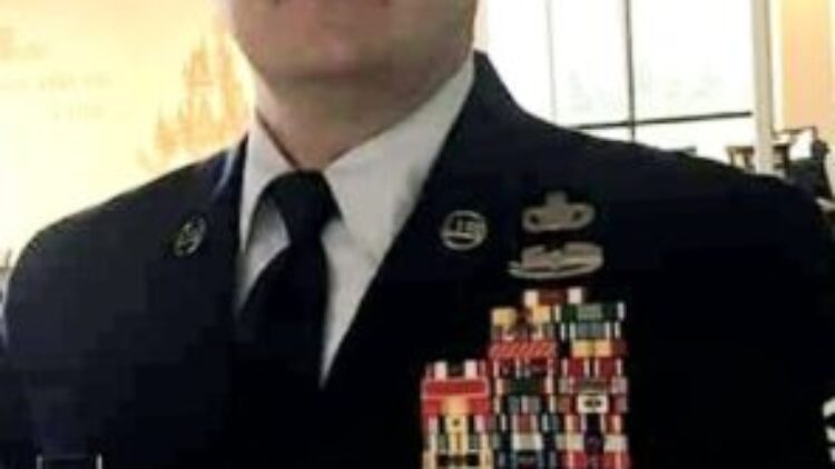 Retired Master Sergeant Clifford Lee Wagner, 41
