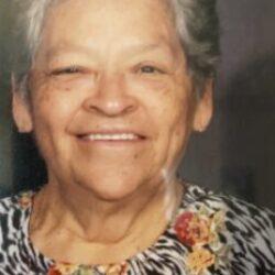 """María Guadalupe """"Lupita"""" García, de 71 años"""