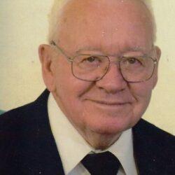 Rev. Fred L. Johnson, age 92