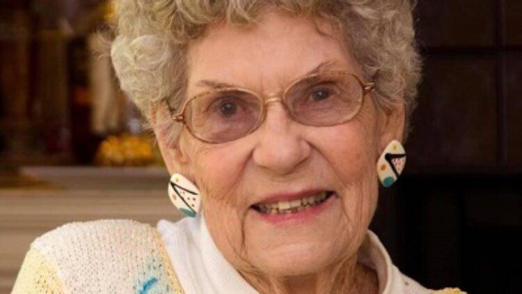 Ida Mae Miller, age 98